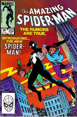 The Amazing Spider-Man #252 (May 1984): Spider...