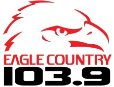 KVAS-FM eagle country logo.png