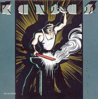 <i>Power</i> (Kansas album) 1986 studio album by Kansas