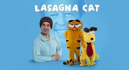 Lasagna Cat Wikipedia