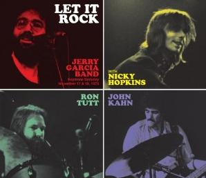 <i>Let It Rock: The Jerry Garcia Collection, Vol. 2</i> 2009 live album by Jerry Garcia Band