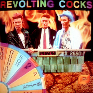 <i>Live! You Goddamned Son of a Bitch</i> live album by Revolting Cocks