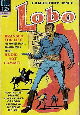 Lobo Dell Comics Wikipedia