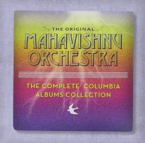 <i>Mahavishnu Orchestra: The Complete Columbia Albums Collection</i> 2011 box set by Mahavishnu Orchestra