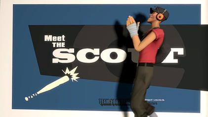 Team fortress 2 meet the girl scout