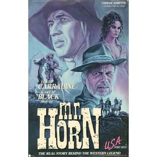 <i>Mr. Horn</i> 1979 television film directed by Jack Starrett