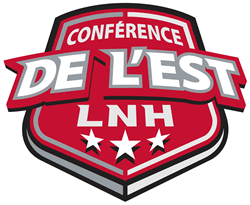 French version of the Eastern Conference logo