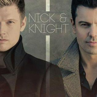 <i>Nick & Knight</i> 2014 studio album by Nick Carter and Jordan Knight