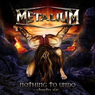Metalium - Nothing to Undo: Chapter Six