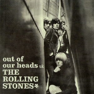 UK Edition Album:Out of Our Heads, the rolling stone