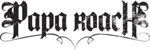 The previous Papa Roach logo, used from 2006 to 2012. Papa-Roach-Logo.jpg