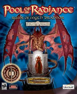 Pool of Radiance - Ruins of Myth Drannor Coverart.png