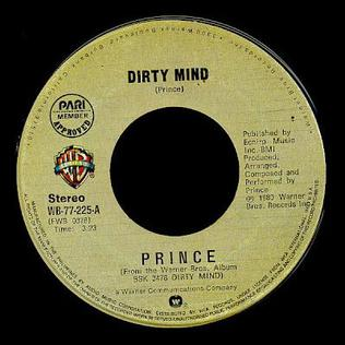 Dirty Mind (Prince song) - Wikipedia