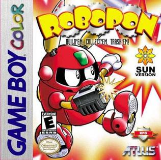 <i>Robopon Sun, Star, and Moon Versions</i> 1998 video game