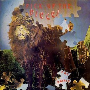 <i>Pick Up the Pieces</i> (album) 1977 studio album by The Royals