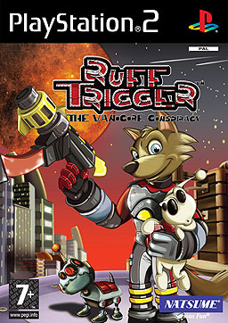 Ruff Trigger The Vanocore Conspiracy Wikipedia