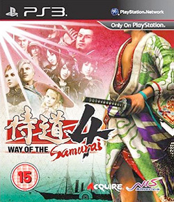 Picture of a game: Way Of The Samurai 4