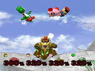 descargar super smash bros melee para project 64