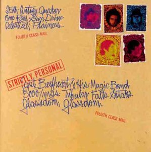 <i>Strictly Personal</i> album by Captain Beefheart