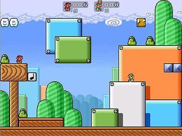Super Mario Game Play