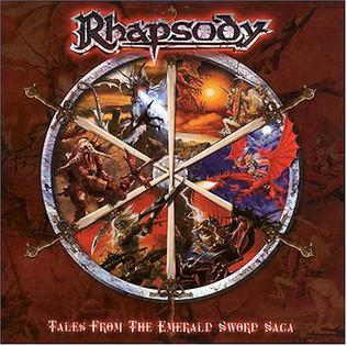 Rhapsody of Fire (Tolkien no murió, solo se dedicó al Power Metal) Tales_from_the_Emerald_Sword_Saga