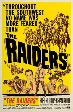 The Raiders (1963 film) - Wikipedia