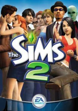 Picture of a game: Sims 2
