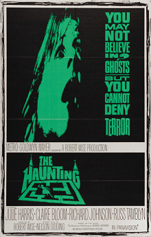 The Haunting (1963) movie poster