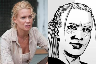 Andrea (The Walking Dead) - Wikipedia
