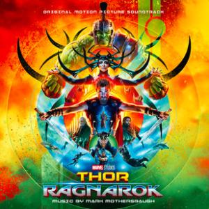 <i>Thor: Ragnarok</i> (soundtrack) 2017 film score by Mark Mothersbaugh