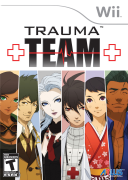 The Official Wii and Wii U Gaming Thread Trauma_Team_cover