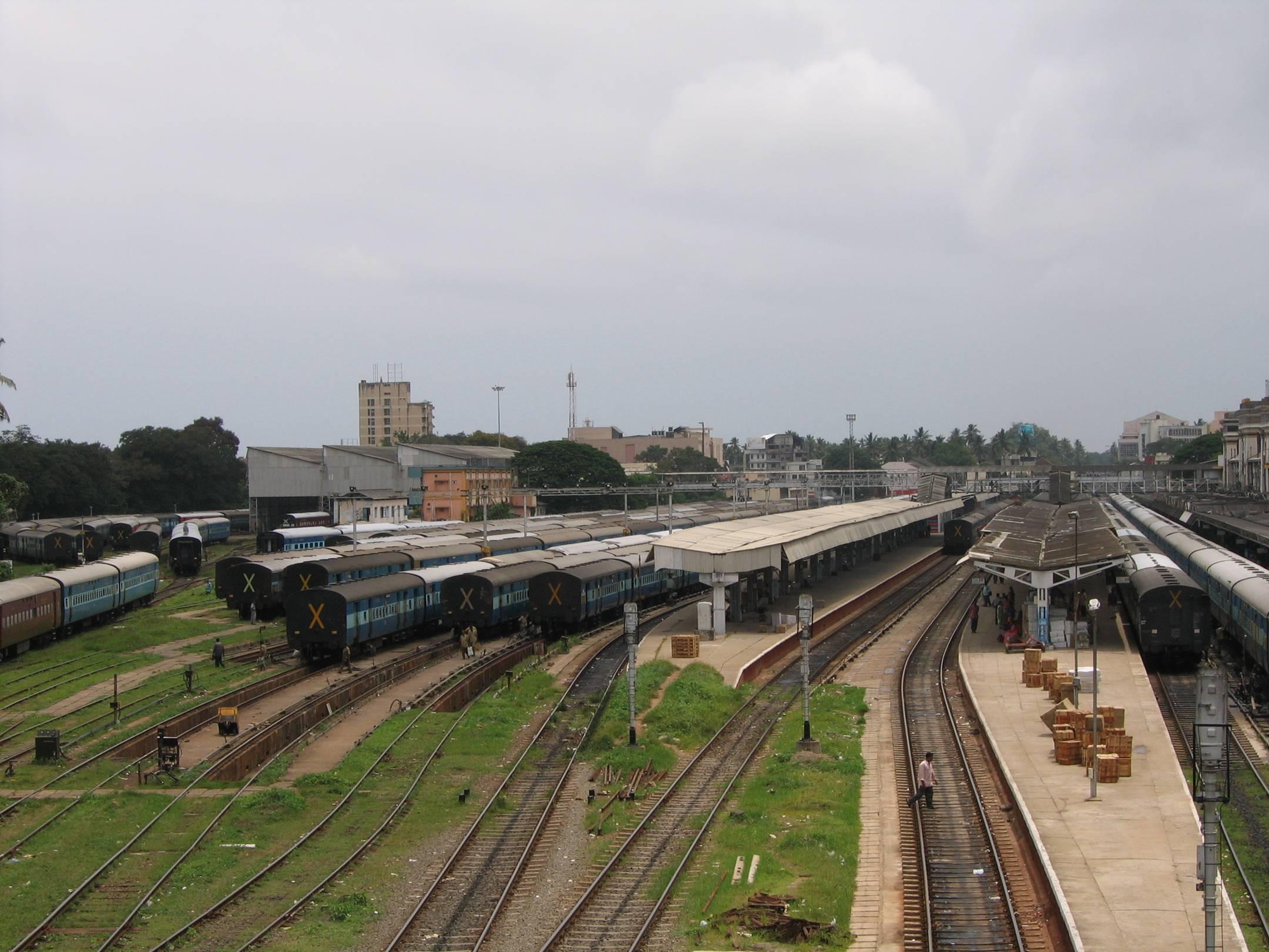 Railway re orientation in bangladesh
