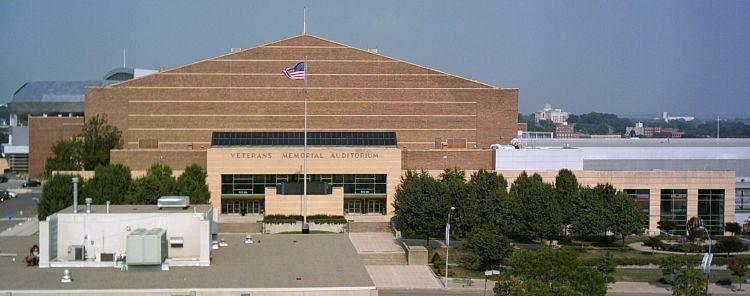 Municipal Credit Union >> Community Choice Credit Union Convention Center - Wikipedia