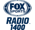 WCOS FOXsportsRadio1400 logo.png