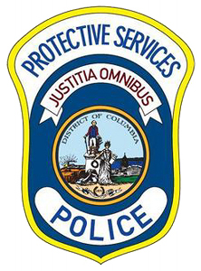 District of Columbia Protective Services Division law enforcement agency