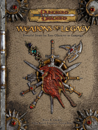 Weapons Of Legacy Wikipedia