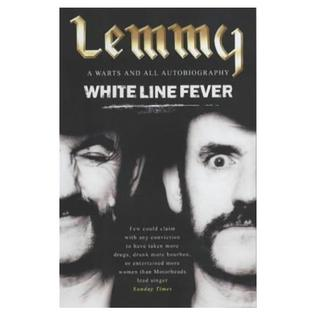 Libros de Rock White_Line_Fever_Lemmy