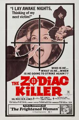 Image result for the zodiac killer 1971