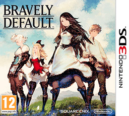 <i>Bravely Default</i> Video game for the Nintendo 3DS
