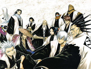 Bleach Battles
