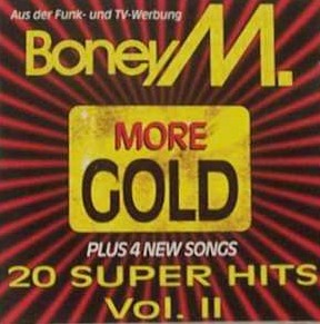 <i>More Gold – 20 Super Hits Vol. II</i> 1993 greatest hits album by Boney M.