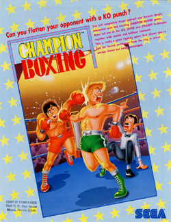 Champion Boxing