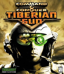 Command & Conquer: Tiberian Sun cover (Windows)