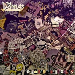 <i>Greatest Hits Vol. 16</i> 2009 compilation album by The Donnas