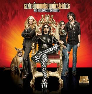 <i>Gene Simmons Family Jewels</i> television series