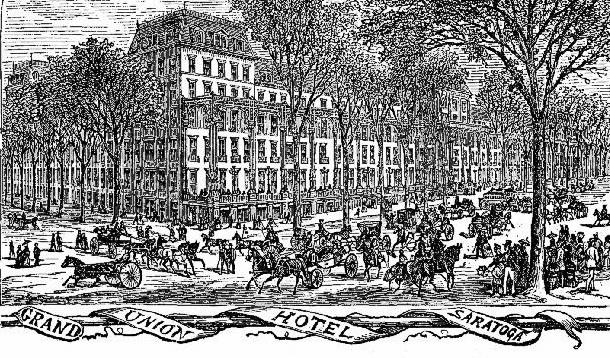 Grand Union Hotel Stakes Wikipedia