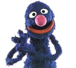 In my re-boot of Encyclopedia Brown, he's played by Grover.