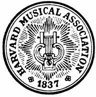 The Harvard Musical Association Is A Private Charitable Organization Founded By University Graduates In 1837 For Purposes Of Advancing