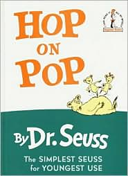 Image result for hop on pop