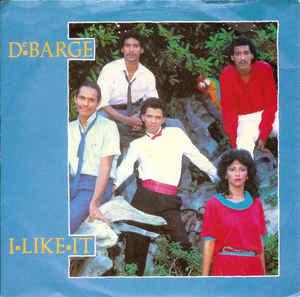 I Like It (DeBarge song) 1982 single by DeBarge